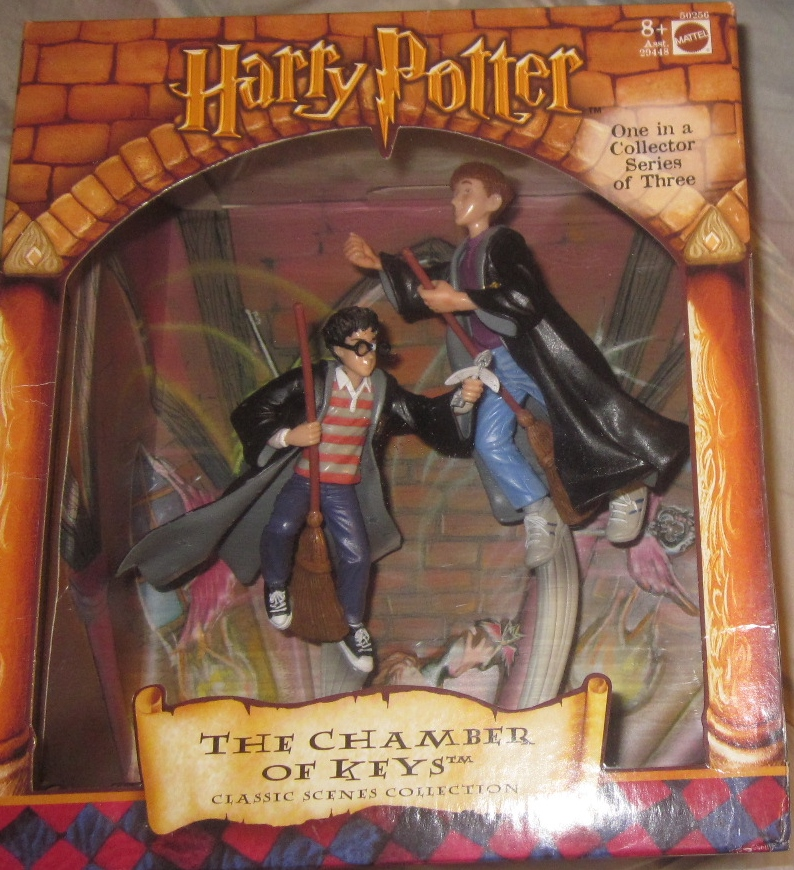 Harry Potter Classic Scenes Collection,, The Chamber of Keys