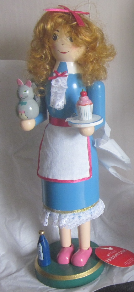 Macy's Alice In Wonderland Nutcracker
