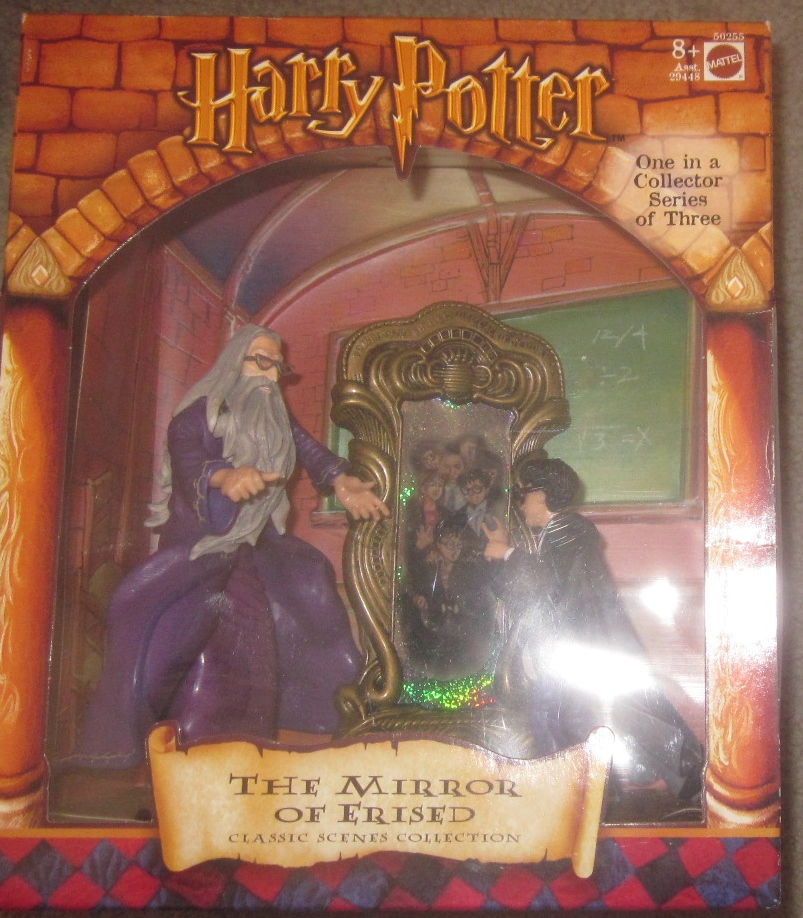 Harry Potter Classic Scenes Collection,, The Mirror of Erised