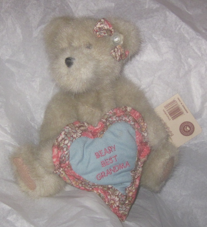 Boyds Bears Grammy B. Bear Beary Best Grandma