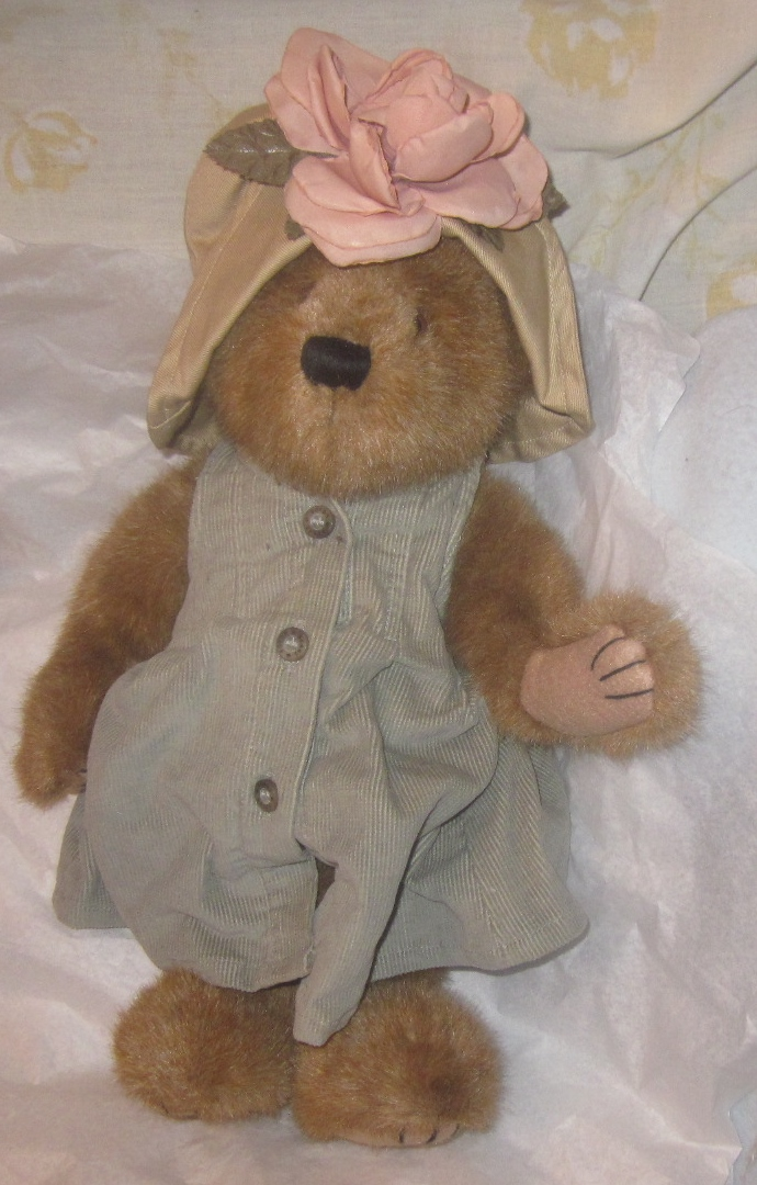 Boyds Bears Plush Marie Bear Bearlove The Archive Collection