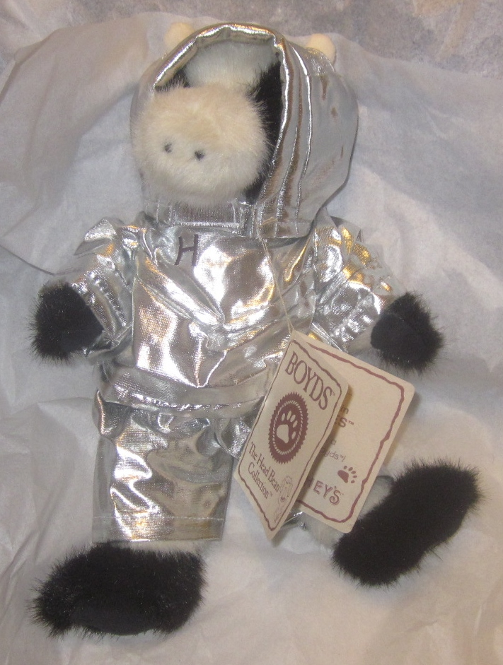 Boyds Bears Captain Kisses Hershey Cow