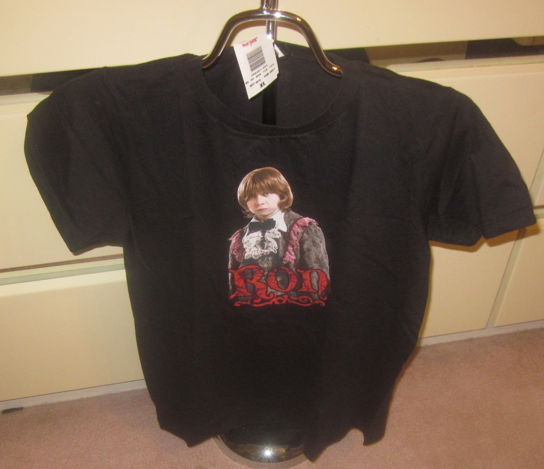 Harry Potter Ron Tshirt Ron Tee Shirt Xl Xlarge Hot Topic