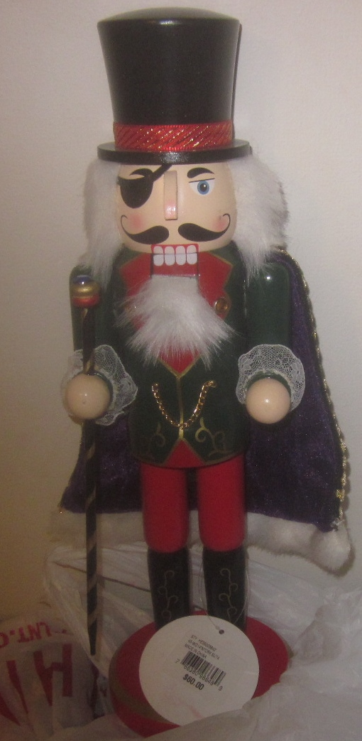 Macy's Holiday Lane Nutcracker