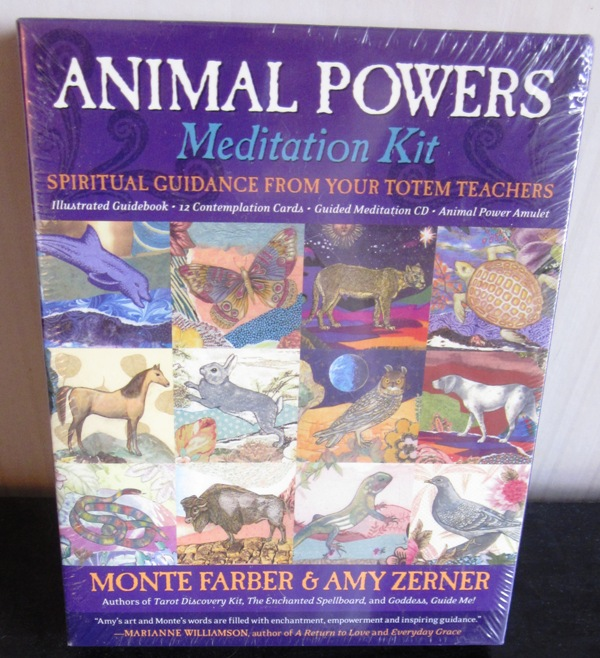Animal Powers Meditation Kit
