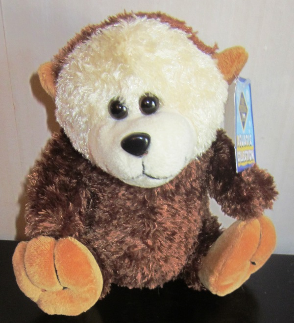 The Petting Zoo Aquatic Collection Beaver Plush Stuffed