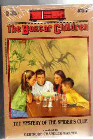 The Boxcar Children Book Set 87, 88, 89 Warner