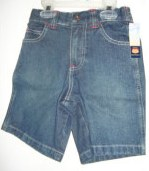Denim Shorts Boys Size 5 Route 66