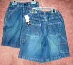 Boys Denim Shorts Size 5 Route 66