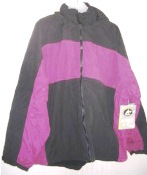 Mens Coat Athletech Water Resistant 2X