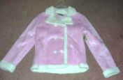 Girls Coat Route 66 Pink Size 14 16