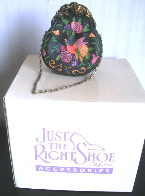 Just the Right Shoe by Raine Cotillion Box Purse Item 26408