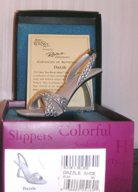 Just The Right Shoe by Raine Dazzle 25169 JTRS