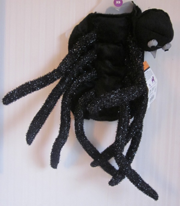 Dog Spider Costume XSmall