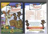 Christmas With Rudolph & Friends DVD Bonus Sing Along