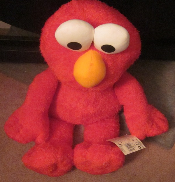 "Plush Stuffed 24"" Elmo K6313"