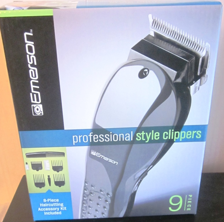 Emerson Professional Style Clippers 9 piece
