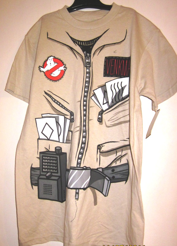 Ghostbusters Tee T shirt Small