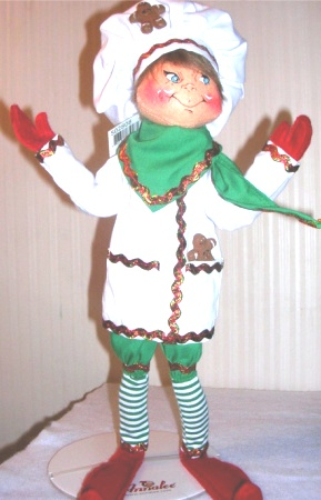 Annalee Gingerbread Elf 502808