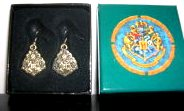 Hogwarts Earrings Harry Potter