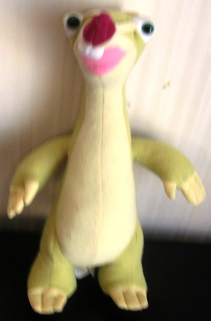 Ice Age 2 The Meltdown Sid Plush