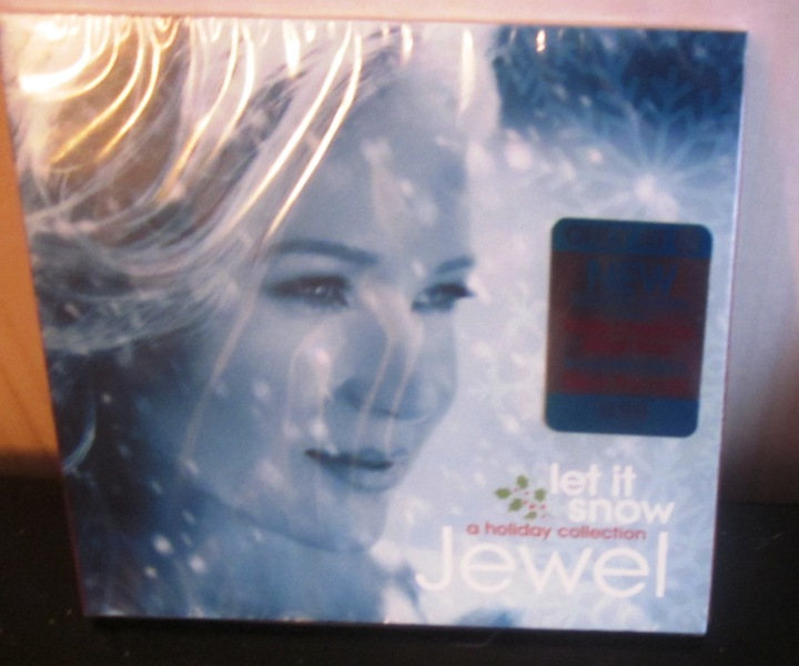 Let It Snow A Holiday Collection Jewel CD Exclusive Track