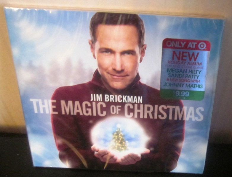 Jim Brickman The Magic Of Christmas CD