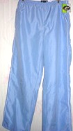 Womens Nylon Jogging Pants Athletech Medium