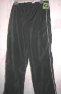 Athletech Womens Jogging Pants Medium M Med Black