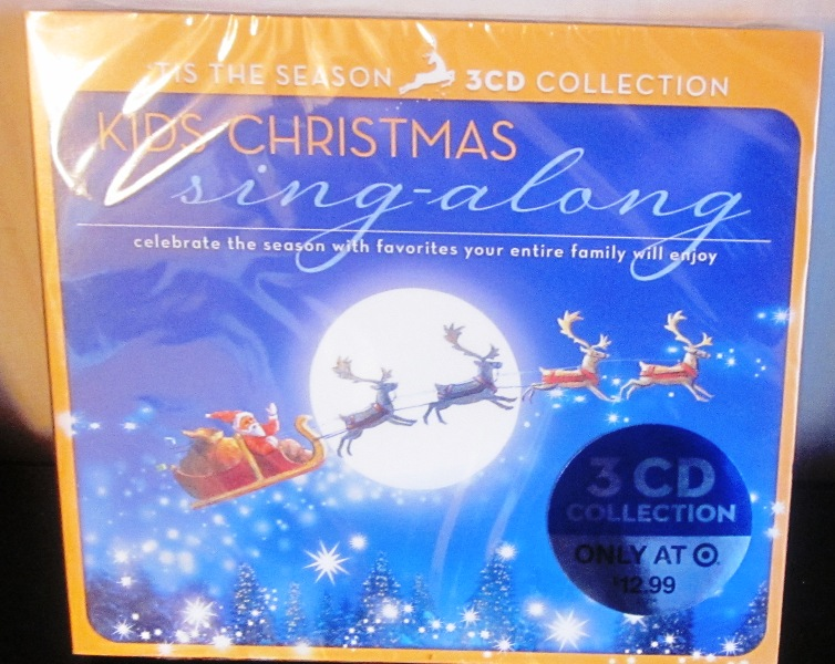 Kids Christmas Sing Along Tis The Season 3CD Collection