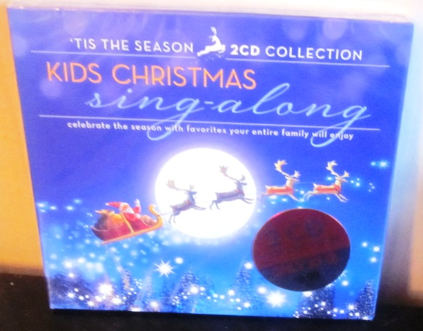 Kids Christmas Sing Along Tis The Season 2CD Collection