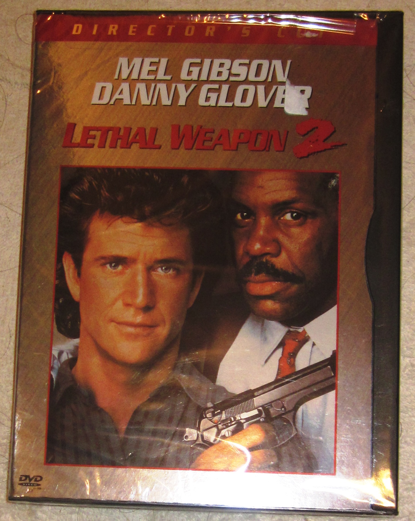 Lethal Weapon 2 Director's Cut DVD
