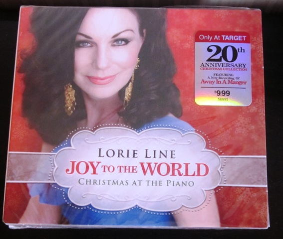 Lorie Line Joy To The World 20th Anniversary CD