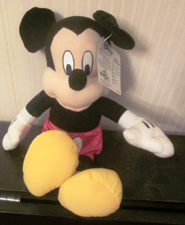 Disney Mickey Mouse by Toy Factory