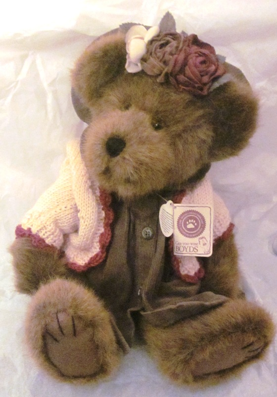 Boyds Bears Olive T. Leafowitz 912014