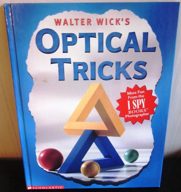 Walter WIck's Optical Tricks 1998 Scholastic