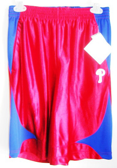 Philadelphia Phillies Mens Shorts Genuine Merchandise Small