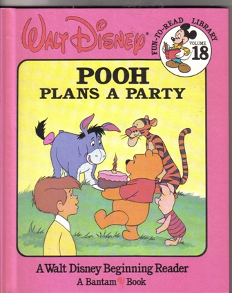 Walt Disney Fun To Read Library Volume 18 Pooh Plans A Party