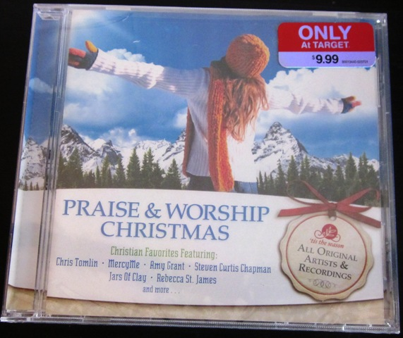 Praise And Worship Christmas CD