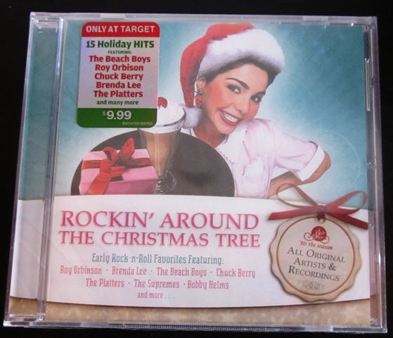 Rockin Around The Christmas Tree CD Early Rock n Roll Favorites
