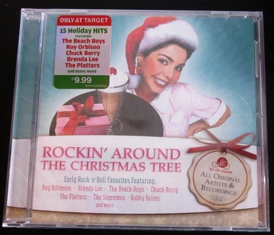 Rock Around The Christmas Tree.Rockin Around The Christmas Tree Cd Early Rock N Roll