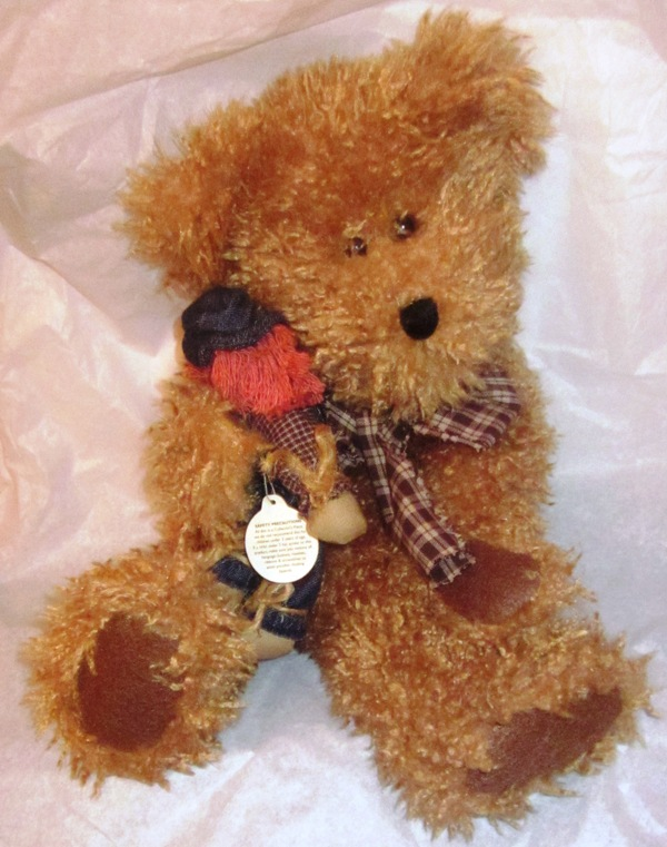 Boyds Bears Rusty And Scarecrow 912642