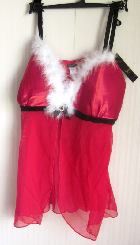 Passion Forever Santa Baby Cam Set XLarge