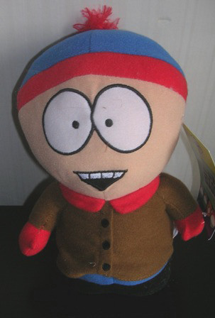 South Park Stan Plush Stuffed 8""