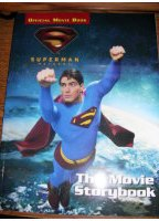 Superman Returns Movie Book The Movie Storybook