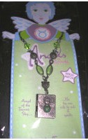Angels of the Zodiac Jewelry Taurus Necklace Locket