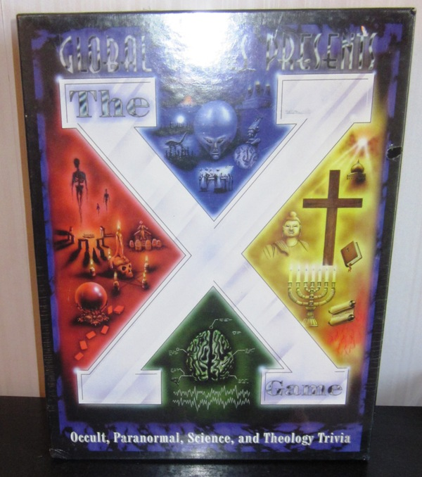 Global Games presents The X-Game Occult and Paranormal Trivia