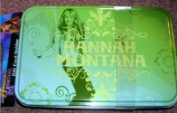 Tin Gift Card Holder Hannah Montana