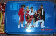 Tin Gift Card Holder High School Musical