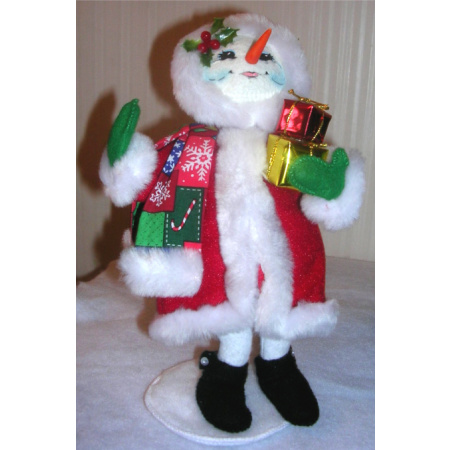 Annalee To The Snowball Woman 751402